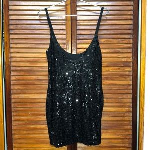Dresses & Skirts - Sequin mini dress